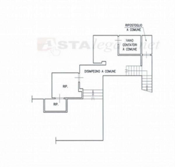 Appartamento in vendita a Prato, Con giardino, 54 mq - Foto 3