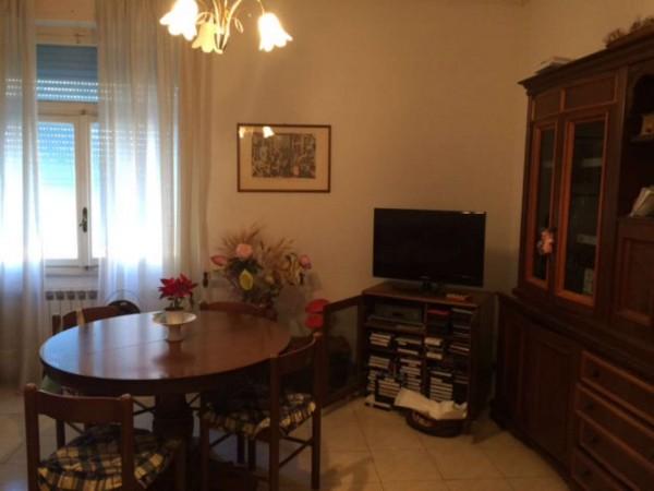 Appartamento in vendita a Santa Margherita Ligure, Nozarego, Con giardino, 80 mq