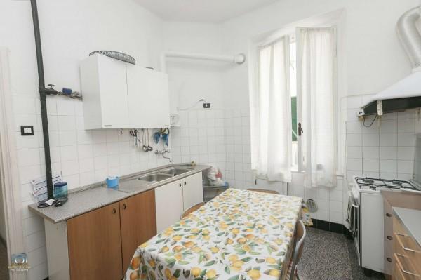 Appartamento in vendita a Genova, Arredato, 103 mq