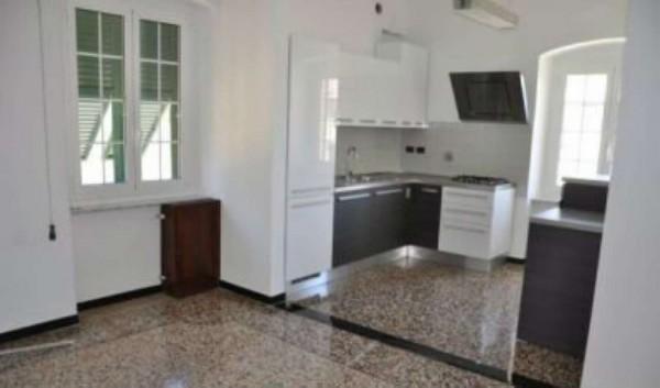 Appartamento in affitto a Genova, Arredato, 98 mq