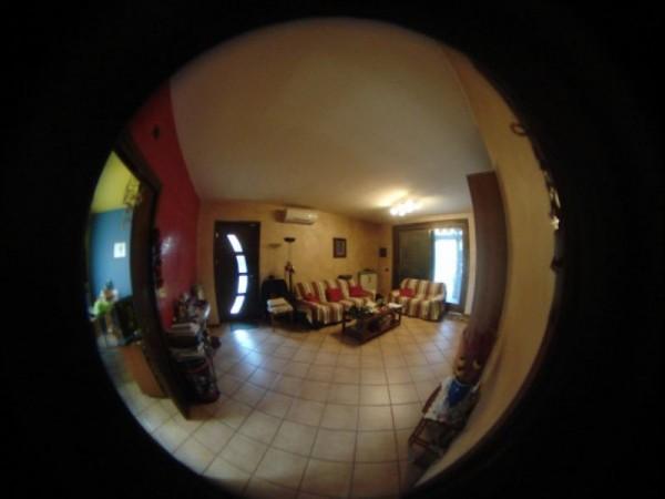 Villetta a schiera in vendita a Bagnolo Cremasco, Residenziale, Con giardino, 280 mq - Foto 3