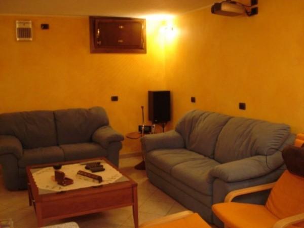 Villetta a schiera in vendita a Bagnolo Cremasco, Residenziale, Con giardino, 280 mq - Foto 5
