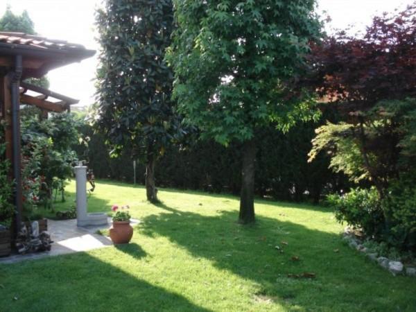 Villetta a schiera in vendita a Bagnolo Cremasco, Residenziale, Con giardino, 280 mq - Foto 1