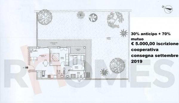 Appartamento in vendita a Ciampino, Morena, Con giardino, 94 mq - Foto 2