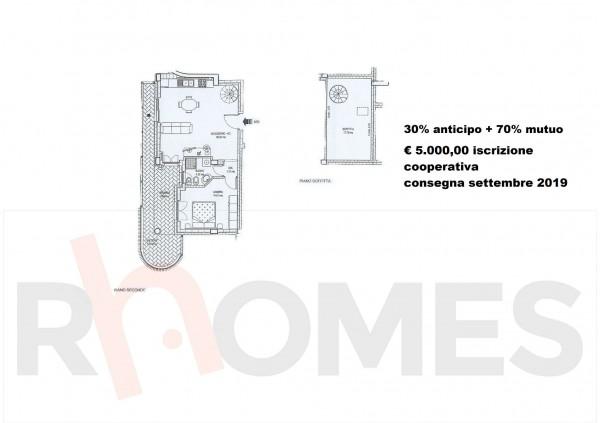 Appartamento in vendita a Ciampino, Morena, 77 mq - Foto 2