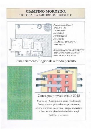 Appartamento in vendita a Ciampino, Morena, Con giardino, 82 mq - Foto 7