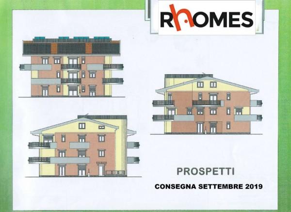 Appartamento in vendita a Ciampino, Morena, Con giardino, 82 mq - Foto 6