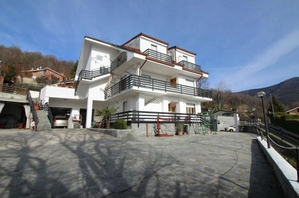Villa in vendita a Villar Dora, Collina, Con giardino, 247 mq - Foto 1