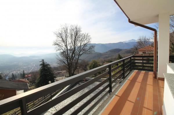 Villa in vendita a Villar Dora, Collina, Con giardino, 247 mq - Foto 9