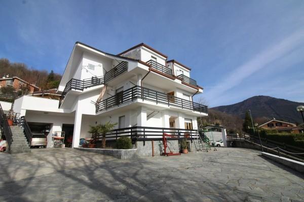Villa in vendita a Villar Dora, Collina, Con giardino, 247 mq - Foto 17