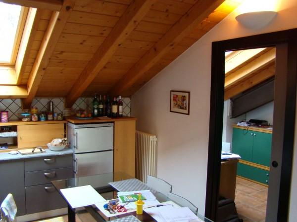 Appartamento in affitto a Varese, Lissago, Arredato, con giardino, 120 mq - Foto 14