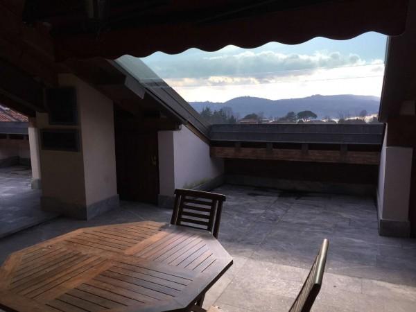 Appartamento in affitto a Varese, Lissago, Arredato, con giardino, 120 mq - Foto 10