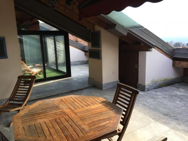 Appartamento in affitto a Varese, Lissago, Arredato, con giardino, 120 mq - Foto 9
