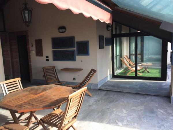Appartamento in affitto a Varese, Lissago, Arredato, con giardino, 120 mq - Foto 8