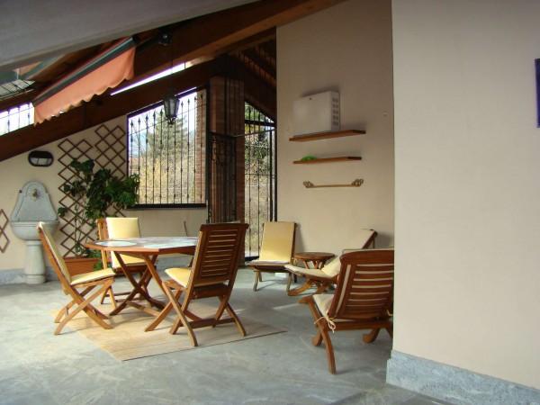 Appartamento in affitto a Varese, Lissago, Arredato, con giardino, 120 mq - Foto 4