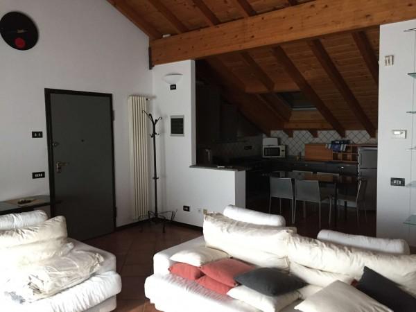 Appartamento in affitto a Varese, Lissago, Arredato, con giardino, 120 mq - Foto 24