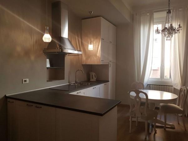 Appartamento in affitto a Milano, Centrale/sondrio, Arredato, 55 mq