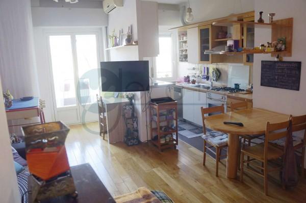 Appartamento in vendita a Milano, Piazza Tripoli, 85 mq - Foto 13