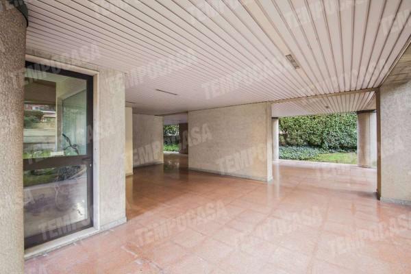 Appartamento in vendita a Milano, Affori Centro, Con giardino, 105 mq - Foto 6