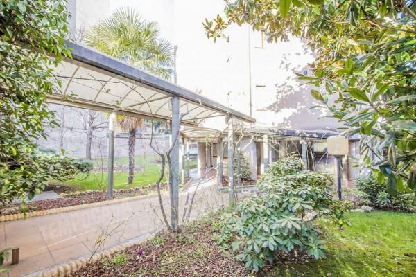 Appartamento in vendita a Milano, Affori Centro, Con giardino, 105 mq - Foto 9