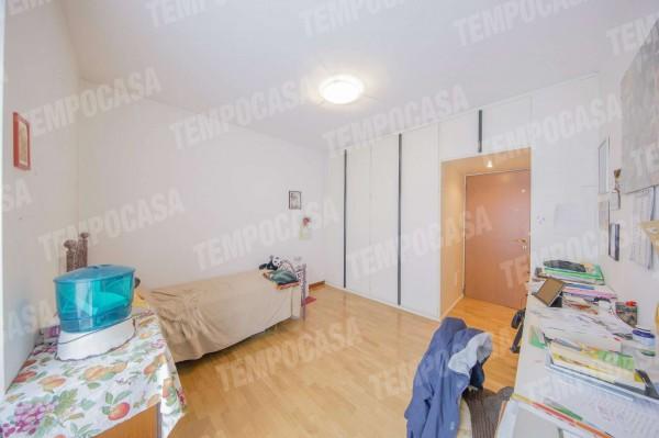 Appartamento in vendita a Milano, Affori Centro, Con giardino, 105 mq - Foto 15