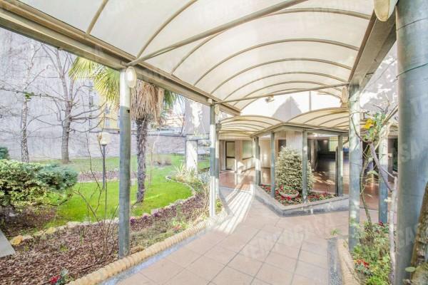 Appartamento in vendita a Milano, Affori Centro, Con giardino, 105 mq - Foto 10