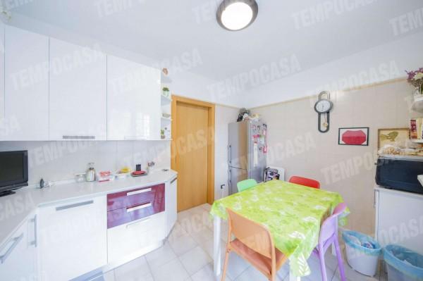 Appartamento in vendita a Milano, Affori Centro, Con giardino, 105 mq - Foto 19