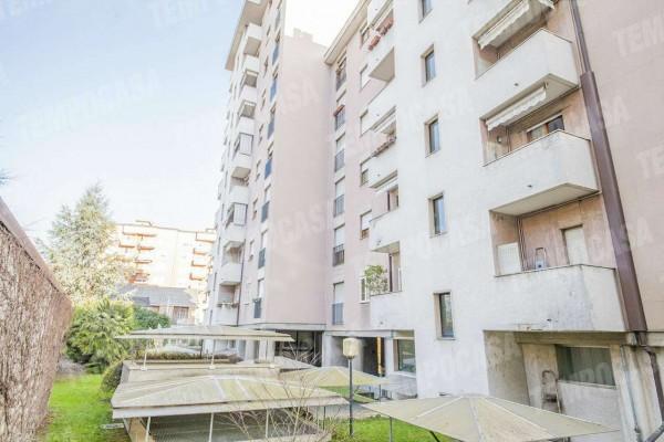 Appartamento in vendita a Milano, Affori Centro, Con giardino, 105 mq - Foto 11