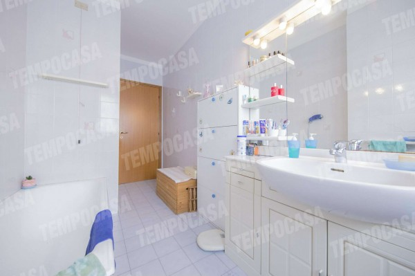 Appartamento in vendita a Milano, Affori Centro, Con giardino, 105 mq - Foto 22