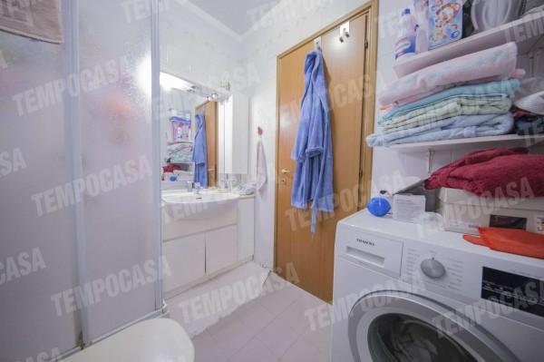 Appartamento in vendita a Milano, Affori Centro, Con giardino, 105 mq - Foto 16
