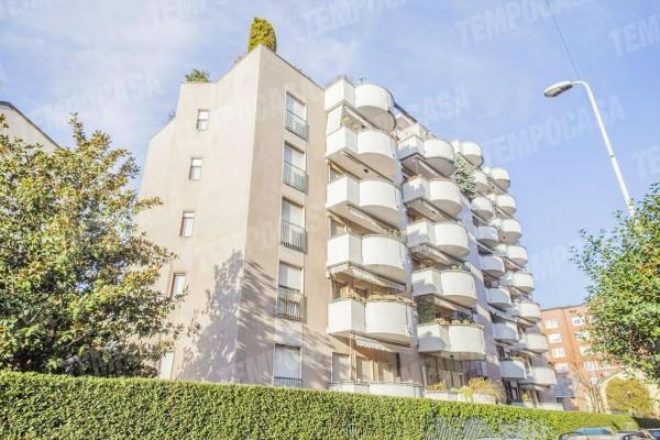 Appartamento in vendita a Milano, Affori Centro, Con giardino, 105 mq - Foto 4