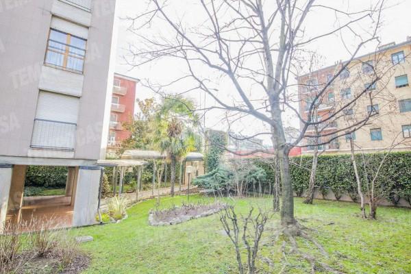Appartamento in vendita a Milano, Affori Centro, Con giardino, 105 mq - Foto 13