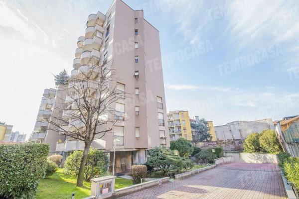 Appartamento in vendita a Milano, Affori Centro, Con giardino, 105 mq - Foto 3