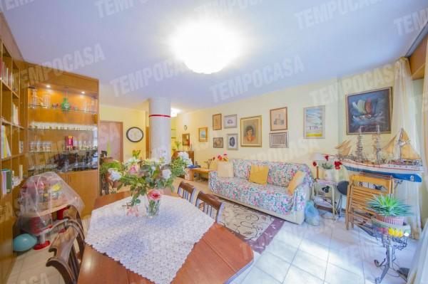 Appartamento in vendita a Milano, Affori Centro, Con giardino, 105 mq - Foto 21