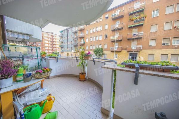 Appartamento in vendita a Milano, Affori Centro, Con giardino, 105 mq - Foto 27
