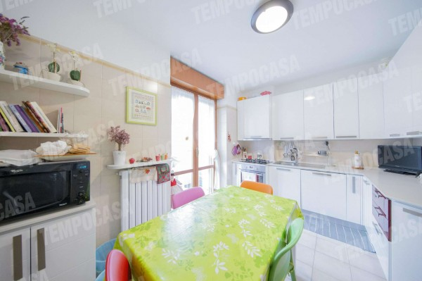 Appartamento in vendita a Milano, Affori Centro, Con giardino, 105 mq - Foto 28