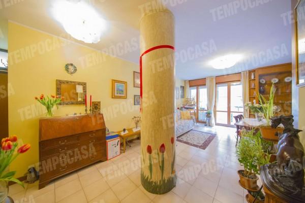 Appartamento in vendita a Milano, Affori Centro, Con giardino, 105 mq - Foto 29