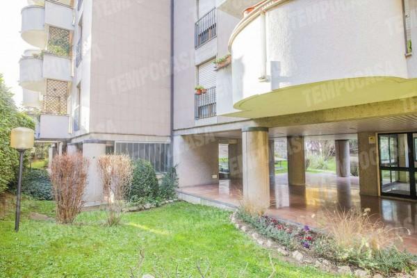 Appartamento in vendita a Milano, Affori Centro, Con giardino, 105 mq - Foto 12