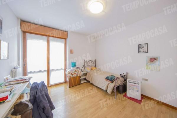 Appartamento in vendita a Milano, Affori Centro, Con giardino, 105 mq - Foto 25