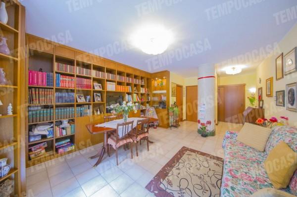 Appartamento in vendita a Milano, Affori Centro, Con giardino, 105 mq