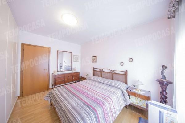 Appartamento in vendita a Milano, Affori Centro, Con giardino, 105 mq - Foto 17