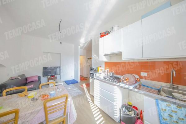Appartamento in vendita a Milano, Affori Centro, Con giardino, 65 mq - Foto 9