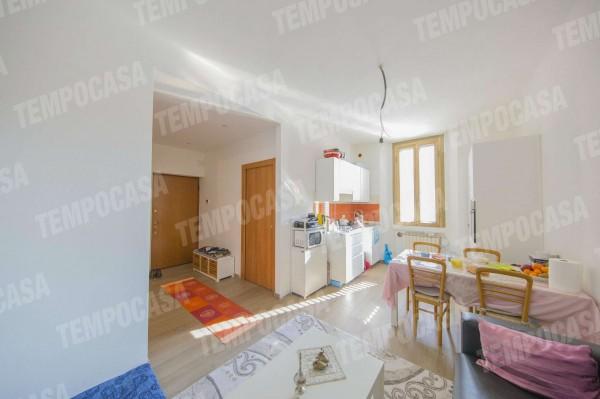 Appartamento in vendita a Milano, Affori Centro, Con giardino, 65 mq - Foto 12