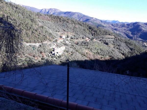 Casa indipendente in vendita a Sestri Levante, Frazione, Con giardino, 45 mq
