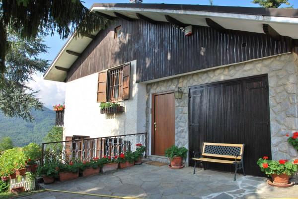 Casa indipendente in vendita a Montaldo di Mondovì, San Giacomo Di Roburent, Con giardino, 160 mq - Foto 10