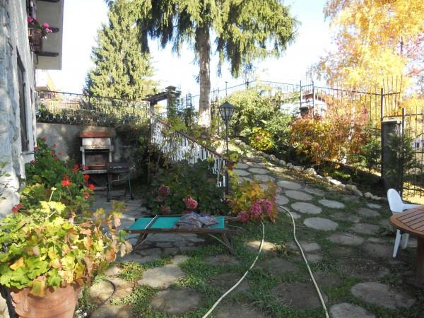 Casa indipendente in vendita a Montaldo di Mondovì, San Giacomo Di Roburent, Con giardino, 160 mq - Foto 6