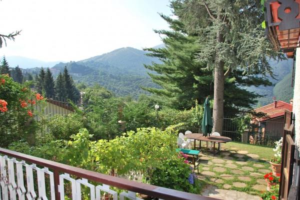 Casa indipendente in vendita a Montaldo di Mondovì, San Giacomo Di Roburent, Con giardino, 160 mq - Foto 7