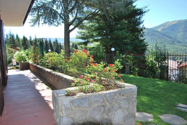 Casa indipendente in vendita a Montaldo di Mondovì, San Giacomo Di Roburent, Con giardino, 160 mq - Foto 8