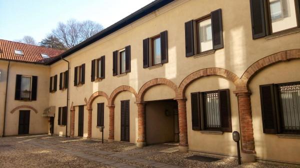 Appartamento in affitto a Monza, Boschetti Reali, Con giardino, 120 mq