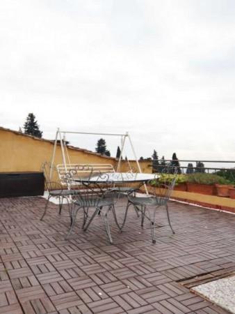 Villa in vendita a Fiesole, Arredato, con giardino, 216 mq